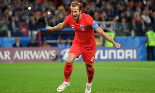 Harry Kane bắt kịp Messi về số bàn thắng ở World Cup