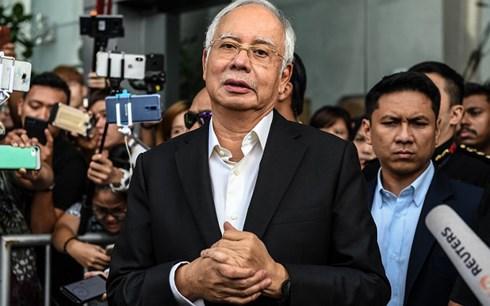 Cựu Thủ tướng Malaysia Najib Razak chính thức bị truy tố