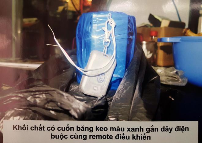 Kẻ phạm tội nhờ đi vệ sinh trước khi phát nổ trụ sở công an ở Sài Gòn