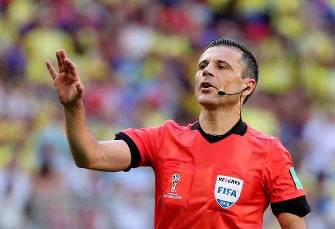 FIFA gây sốc với trọng tài bắt trận Pháp vs Uruguay - 1