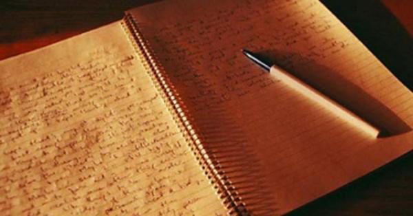 Chết lặng trước bí mật động trời trong cuốn nhật ký của người vợ mới cưới