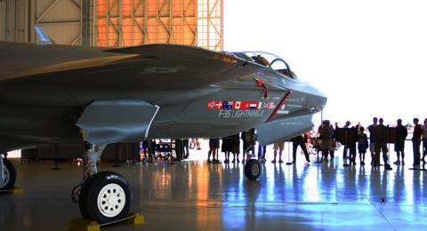 Ý dự tính hủy hợp đồng mua F-35 của Mỹ