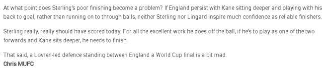 Nước Anh chia rẽ: Sterling chân gỗ quá nhiều, Beckham phải lên tiếng