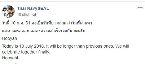 [NÓNG] Giải cứu thành công đội bóng, 4 người nhái cuối cùng đã ra khỏi hang, Thái Lan bắt đầu ăn mừng