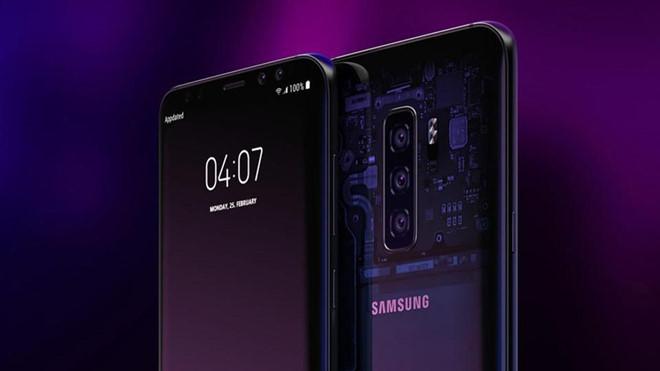 Galaxy S10 Plus dự kiến có 5 camera, chụp hình góc rộng