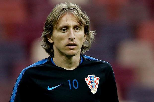 Thủ lĩnh Croatia Luka Modric có thể vào tù sau World Cup