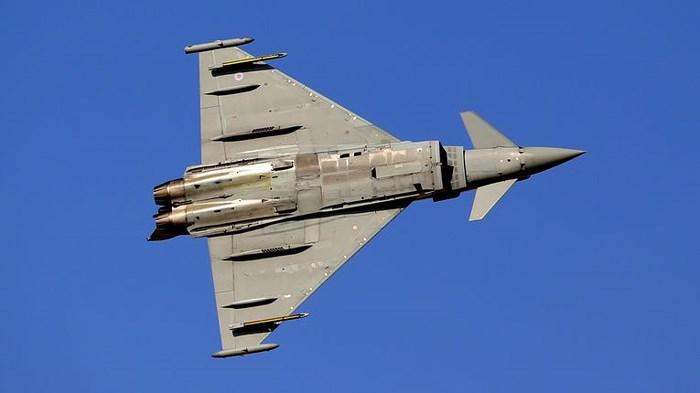 Qatar huy động 4 tỉ USD để mua máy bay chiến đấu Typhoon