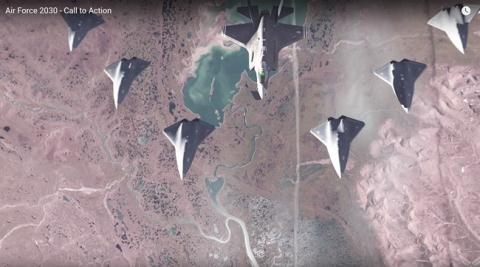 Máy bay thế hệ 6: Châu Âu đua với Nga, Mỹ