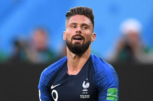 Giroud nói gì về phong độ thảm họa tại World Cup 2018