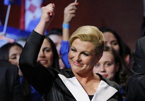 Chân dung nữ tổng thống cuồng World Cup của Croatia