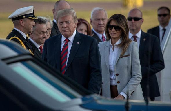 Trump tuyên bố bất ngờ khi vừa đặt chân tới Helsinki để gặp Putin