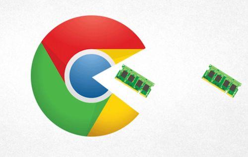 Trình duyệt Chrome ngày càng ngốn RAM