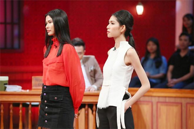 Xuân Lan bất ngờ ra tòa làm chứng cho vụ tố nhau của đôi bạn thân làng mẫu