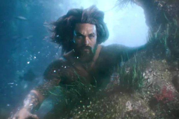 Cuối cùng Aquaman cũng chịu tung poster chính thức đầu tiên