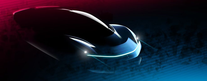 Hãng thiết kế cho Vinfast đang ấp ủ chiếc siêu xe điện 2 triệu USD
