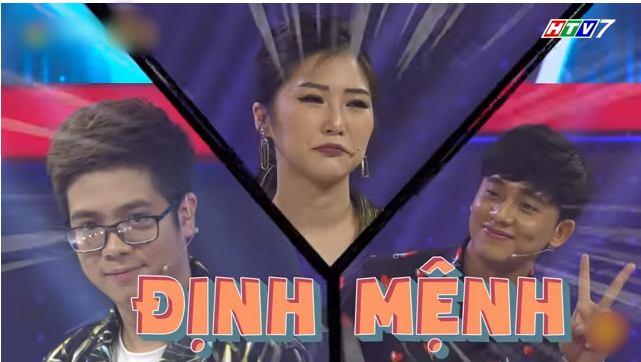 Hương Tràm lần đầu chạm mặt 2 tình cũ Bùi Anh Tuấn và Mai Tài Phến trong gameshow