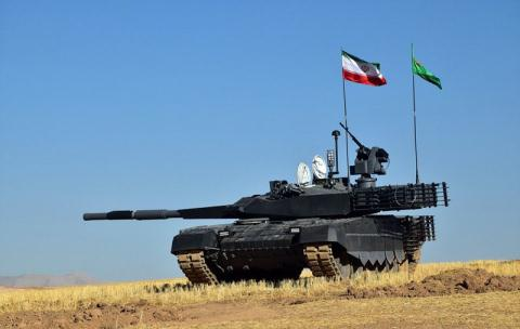Iran mua 800 chiến tăng mạnh hơn T-90