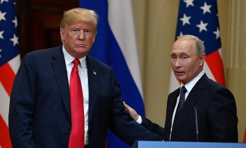 55% người dân Mỹ không đồng tình cách Trump đối phó với Nga