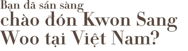 Kwon Sang Woo: Đánh đổi tất cả để cưới người con gái mình yêu, kết hôn 10 năm vẫn hạnh phúc như buổi ban đầu