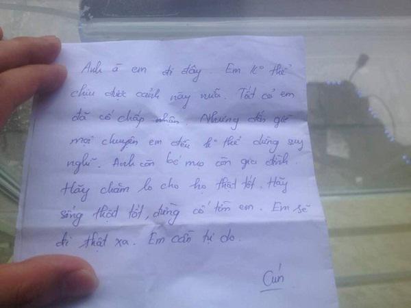 Vợ bỏ đi để lại 2 con nhỏ cùng lời nhắn: Em muốn đi thật xa, em cần tự do