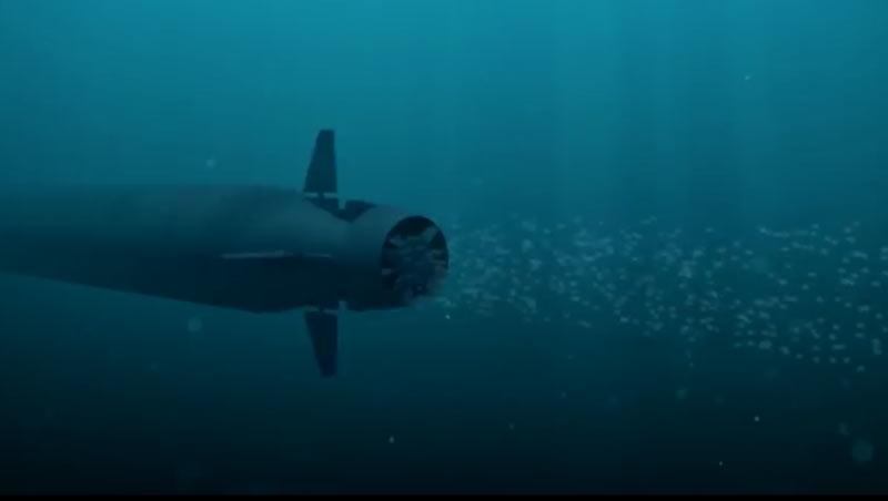 Uy lực ngư lôi Thần biển đáng sợ của Nga
