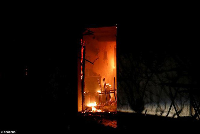 Cháy rừng ở Hy Lạp: 90 người thương vong, cảnh tượng như ngày tận thế