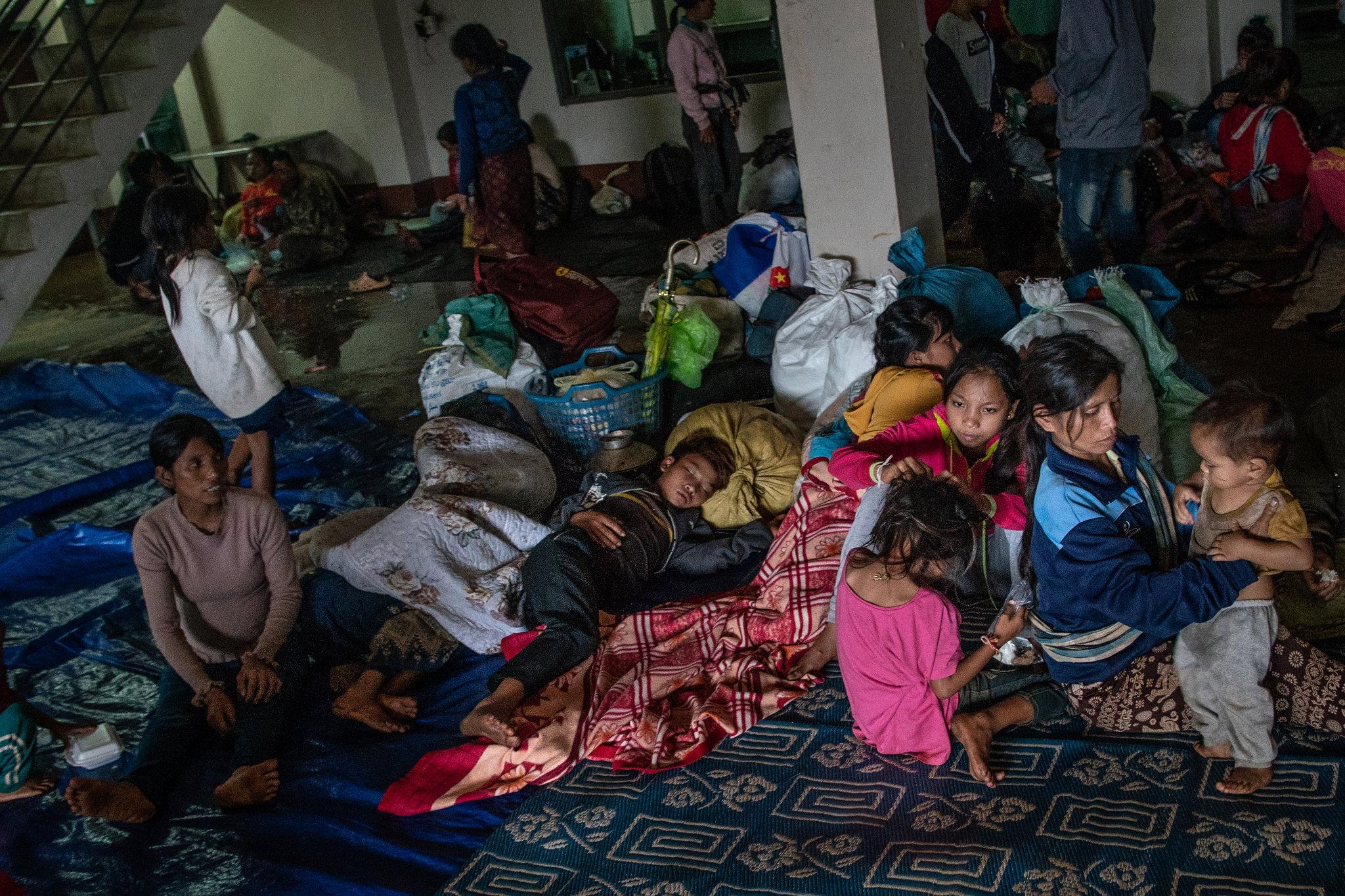 Hồi ức kinh hoàng của một nạn nhân vụ vỡ đập ở Lào