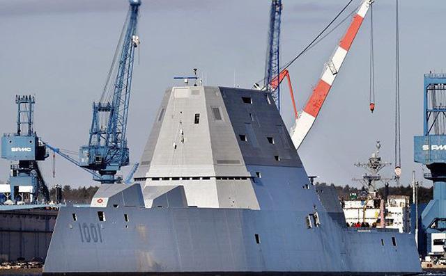 Hải quân Mỹ lại lỡ kế hoạch triển khai siêu chiến hạm mới