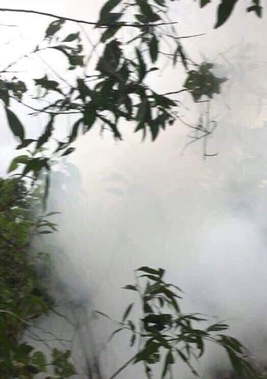 Nóng: Máy bay quân sự Su-22 rơi tại Nghệ An, 2 phi công tử nạn