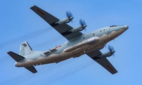 Hàn Quốc điều tiêm kích chặn máy bay Trung Quốc xâm phạm ADIZ