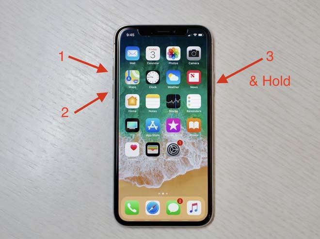 iPhone X lỗi tùm lum và cách xử lý cho người dùng