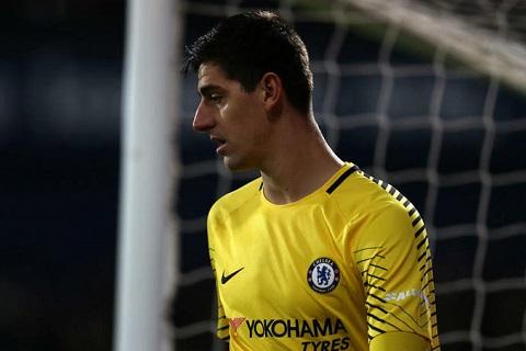 Chelsea chốt 45 triệu bảng cho người thay thế Courtois
