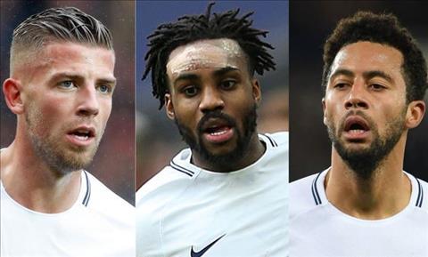 Tottenham tính thanh lý nguyên bộ ba trụ cột