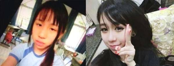 Hot girl Tik Tok Trung Quốc nửa triệu followers bị bóc mẽ mặt giả, gia thế giả