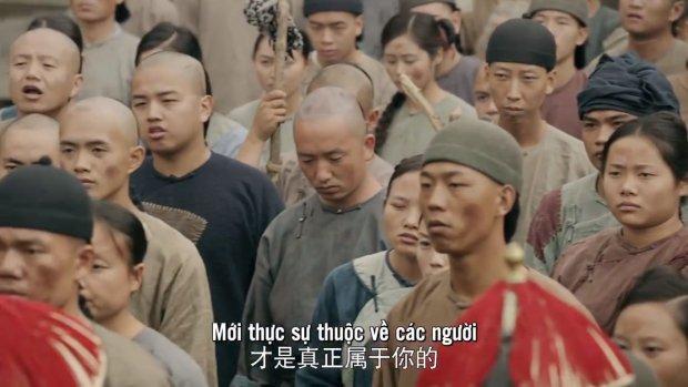 Phim Diên Hi công lược tập 31-32: Cao Quý phi tự tử vì bị Nhàn phi dội nước phân