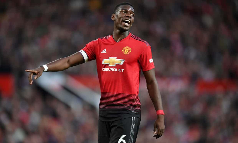 MU loạn to: Pogba tấn công Mourinho