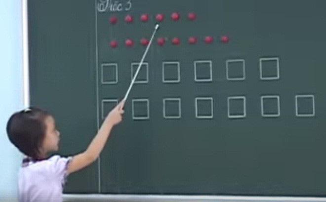 Cách dạy vuông, tròn đang gây tranh cãi: Phương pháp lạ hay đã được áp dụng trên thế giới?