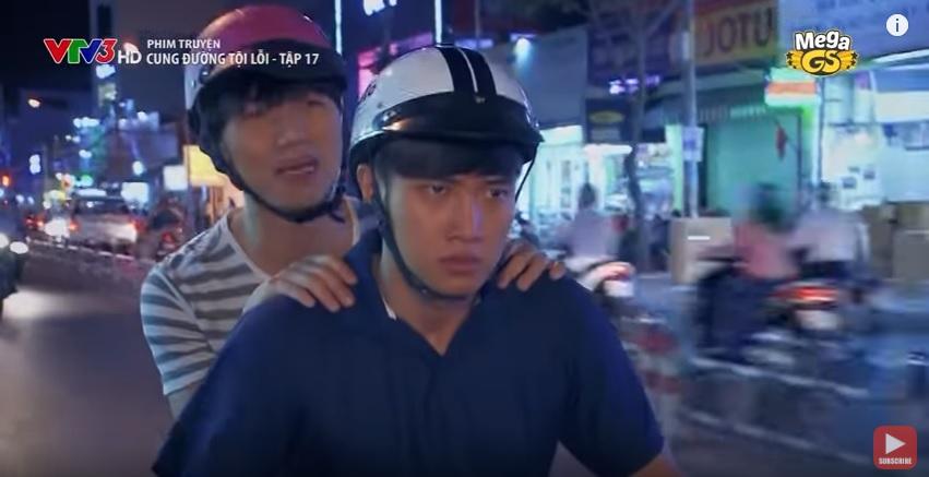 Phim Cung đường tội lỗi tập 17: Minh Châu suýt bị kẻ xấu lợi dụng, Quân làm anh hùng cứu mỹ nhân