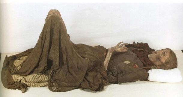 Bí ẩn kỳ dị về những xác ướp người lạ ở Trung Quốc
