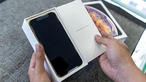 IPhone XS Max ế ẩm ngay ngày đầu mở bán, giá giảm 30 triệu sau vài giờ