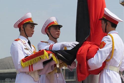 Thông tin chi tiết và những điều lưu ý về Lễ Quốc tang Chủ tịch nước Trần Đại Quang