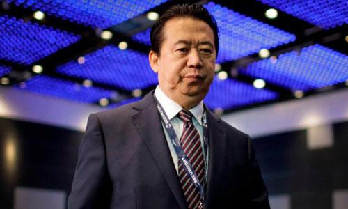Cách hành xử thiếu minh bạch của Trung Quốc trong vụ bắt chủ tịch Interpol