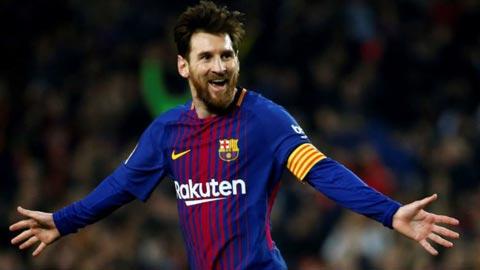 Độc giả France Football bầu Messi đoạt Quả bóng vàng 2018