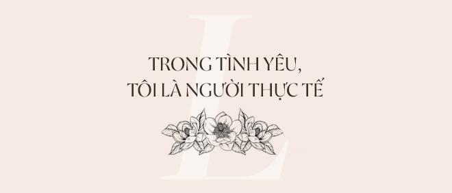 Hoa hậu Đỗ Mỹ Linh: Tôi đã phải cố gắng rất nhiều, giờ lẽ nào lại dành tình yêu cho một chàng trai kém cỏi