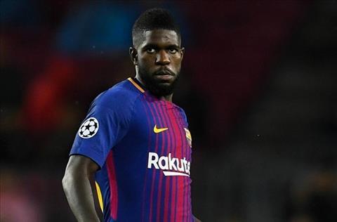 Barca nhận tin cực xấu của Umtiti