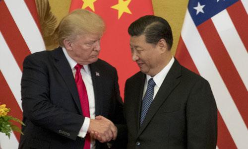 Dấu hiệu hụt hơi của Trung Quốc trong chiến tranh thương mại với Trump