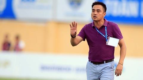 HLV Nguyễn Đức Thắng: ĐT Việt Nam sẽ thắng Lào ít nhất 4 bàn