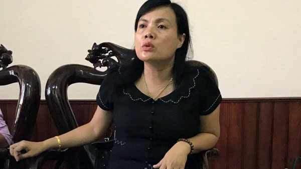 Nữ bí thư huyện chỉ đạo công an theo dõi đoàn kiểm tra: Vượt thẩm quyền