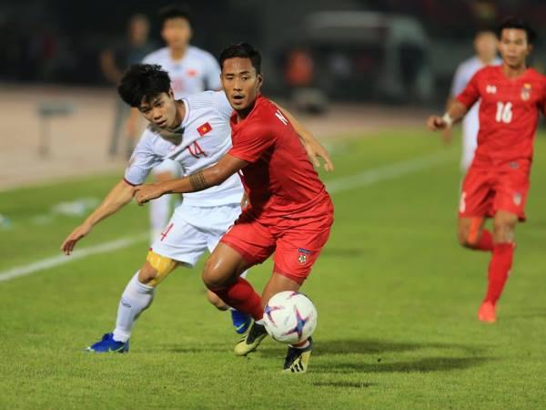 Những điểm nhấn từ trận hòa 0-0 giữa Myanmar và Việt Nam