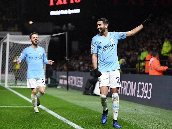 Clip: Thắng trận 6 liên tiếp, Man City vững vàng ở ngôi đầu Ngoại hạng Anh